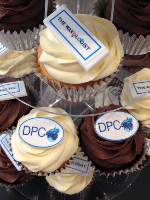 Opening party cakes